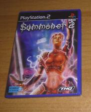 Jeu de role RPG playstation 2 PS2 - Summoner 2