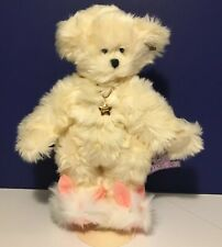"""Annette Funicello's """"Dream Keeper"""" Limited Edition Bear Bunny Slippers 14�"""