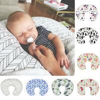 Fashion Nursing Newborn Baby Breastfeeding Nursing Pillow Cover Slipcover US