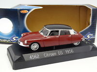Solido 1/43 - Citroen DS 19 Rouge Aubergine 4562