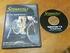 Spinervals 7.0: Uphill Grind (DVD, Competition Series) spinning workout exercise