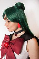 Sailor Moon Sailor Pluto Cosplay Choker Charm