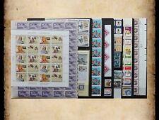 US Postage Stamps Face Value $42+ Unused Lot #134 Sheets Blocks Postal Service