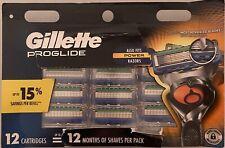 Gillette  ProGlide Men's Razor Blades, 12 Blade Refills