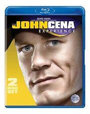 The John Cena Experience BRAND NEW, FACTORY SEALED (Blu-ray, 2011, 2-Disc Set)