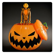 SDCC 2015 NIGHTMARE BEFORE CHRISTMAS JACK REACTION FIGURE IN PUMPKIN ORNAMENT