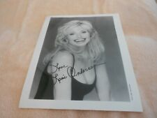 LONI ANDERSON   AUTOGRAPHED 8 X 10   PHOTO