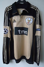 BENFICA FOOTBALL SHIRT BY ADIDAS CHAMPS LEAGUE PLAYER SPEC FABIO FARIA NO40