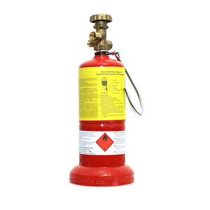 Kleinstflasche 425 gr Propangas Handwerkerflasche Flüssiggas Dachdecker Spengler