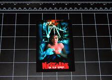 Nightmare on Elm Street 1984 movie decal sticker 80s horror halloween freddy
