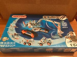 meccano multi models 6515 BRAND NEW