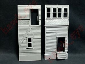 Plasticville Switch Tower 2 Gray Sides O-S  HTF Scale