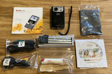 Kodak Zi6 Pocket Camcorder With Accessories-C24