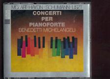 CD musicali di pianoforte mozart