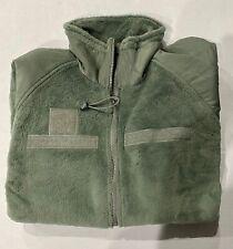 US Military Polartec Gen III Fleece Jacket Foliage Green