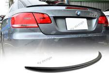 BMW Cabrio E93 Heckspoilerlippe M3 Spoiler SCHWARZ Bodykit Hinten Abrisskannte