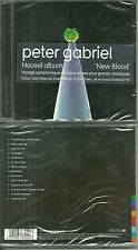 CD - PETER GABRIEL ( GENESIS ) : NEW BLOOD / NEUF EMBALLE - NEW & SEALED