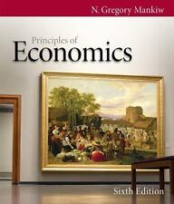 Principles of Economics by N. Gregory Mankiw - Sixth Edition AP* Edition
