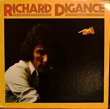 RICHARD DIGANCE (self-titled)-NM1975LP Nigel Pegrum (Steeleye Span)