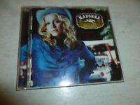 MADONNA - Music - 2000 UK 11-track CD album