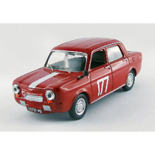 SIMCA ABARTH 1150 N.177 WINNER MONZA 1964 G.ZANCHETTI 1:43 Best Model Die Cast
