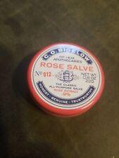 NWT SEALED- CO BIGELOW, Bath & Body Works,  Rose Salve Lip Balm - 0.8 oz