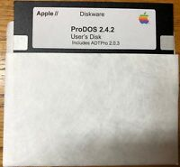 ProDOS 8 2.4.2 / Works on all 64K Apple II, IIe, IIc, IIgs Computers - ADT Pro