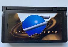 Sega Saturn Promo VHS !! RARE