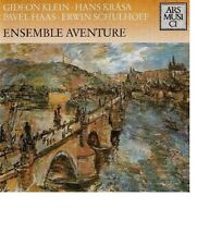 Ensemble Aventure: Gideon Klein, Hans Krasa, Pavel Haas, Erwin Schulhoff Neu