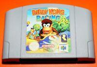 Diddy Kong Racing Videogame Game Videogioco Gioco per Console Nintendo 64 N64