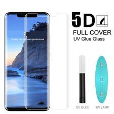Full UV-Glue Gorilla 5D Curved Liquid Tempered Glass For Huawei Mate 20 PRO P30