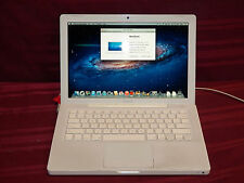 Apple Mid 2007 White Macbook - 2.16GHz/2GB/120GB HD/Lion/Webcam/WiFi/SuperDrive