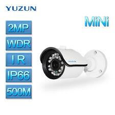 AHD 1080P Überwachungskamera IR Zoom Indoor/Outdoor CCTV Kamera Mini-Typ Nacht