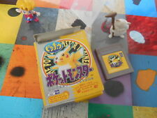 "-- POCKET MoNSTERS "" PIKACHU ""  --* -   pOur NintendO GamebOy * --"