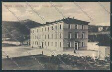 L'Aquila città Caserma Artiglieria cartolina MV9607