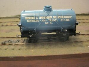 o gauge Slaters 14 ton cylindrical tank wagon
