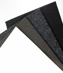 Filzplatte quadratisch 5 10 15 20 25 30 35 40 45 50 60 70 80 90 cm selbstklebend