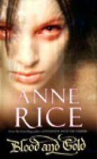 Blood And Gold: The Vampire Chronicles 8: The Vampire Marius,Anne Rice