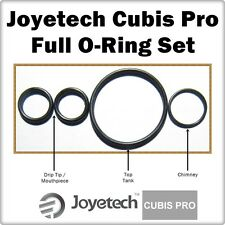 Cubis Pro Full ORing Kit CUSTOM ( ORings O-Rings joyetech Gasket Seals )