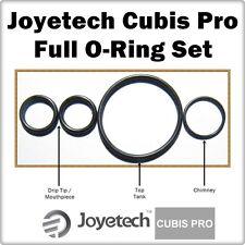 Cubis Pro Full ORing Kit CUSTOM ( ORings O-Rings joyetech Gasket Seals )