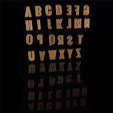 Großbuchstaben  Stencil Cutting Die Scrapbook Embossing Schablone Motivschablone