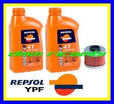 Kit Tagliando APRILIA LEONARDO 150 96 97 + Filtro Olio REPSOL 5W/40 ST 1996 1997