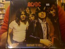 AC/DC Highway to Hell LP sealed vinyl RE reissue