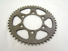 DUCATI 2004 620ie 620 ie MONSTER REAR WHEEL SPROCKET RING GEAR 48T - 1,966 MI!