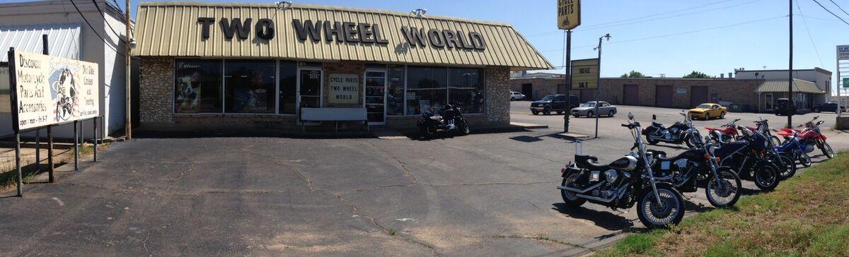 Two Wheel World