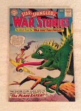 Star Spangled War Stories #118 F/VF 7.0