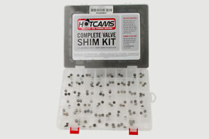 Hot Cams Valve Shim Kit 7.48mm OD HCSHIM01 Motorcycle Dirt Bike Valves Shims