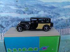 1/43 Eligor (France)   Rolls Royce 1930 limousine de ville