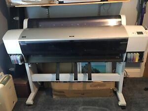 epson printer 9800 Spares or repairs