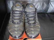 Nike D.S 2000 Air Max Plus LIMITED EDITION del Regno Unito taglia 8/U.S.A 9 NUOVO.
